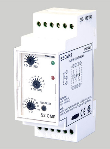 Minilec Ground Fault Monitoring Relays S2 CMR3
