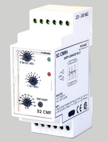 Minilec Ground Fault Monitoring Relays S2 CMR4