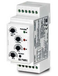 Minilec Frequency Monitoring Relays S2 FMR1