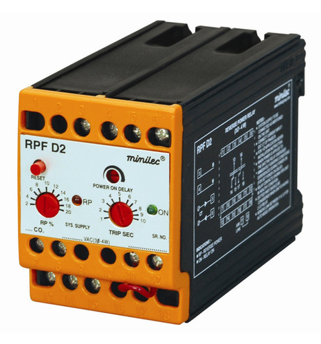 Minilec Power Monitoring Relays RPF D2