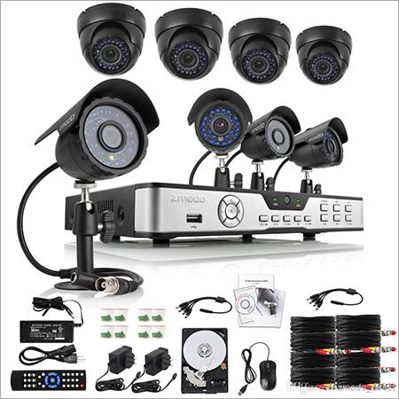 CCTV Camera Devices