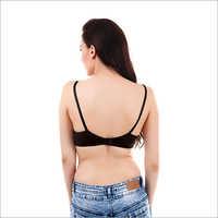 Cotton Low Back Bras