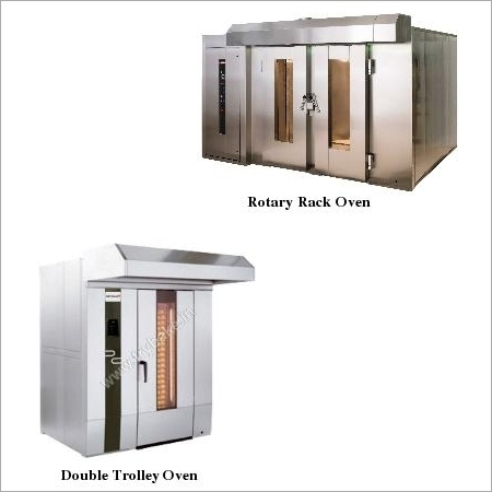 Double Trolley Oven