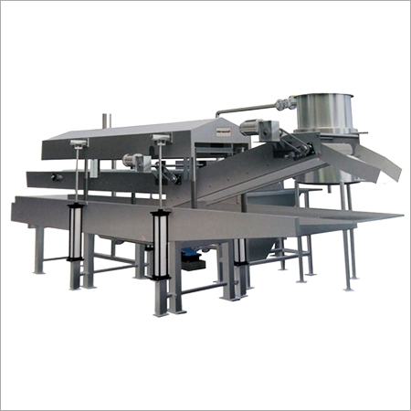Batch Type Fryums Fryer