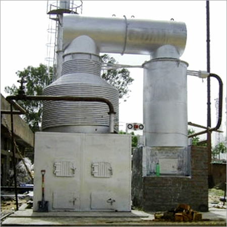 Thermic Fluid Boiler