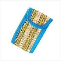 Jute Cell Phone Pouch