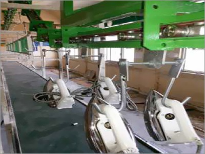Fan Testing Conveyor & Iron Assemble Conveyor