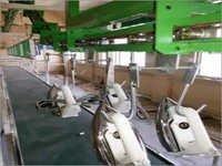 Fan Testing & Iron Assemble Conveyor