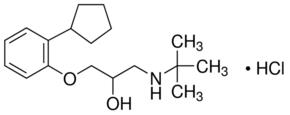 (±)−Penbutolol Hydrochloride