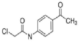 N-(4-Acetylphenyl)-2-chloroacetamide