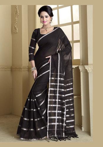 Designer Cotton Sari