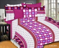 Digital Prints Bed Sheets