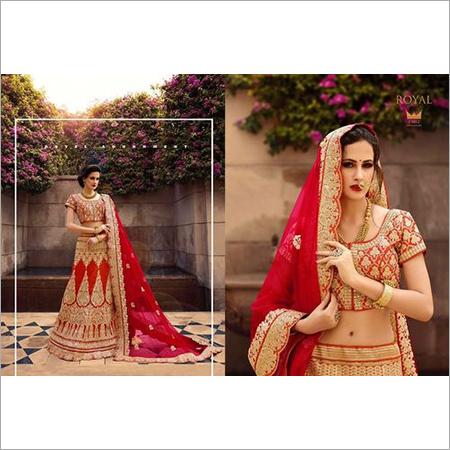 Designer Wedding Lengha