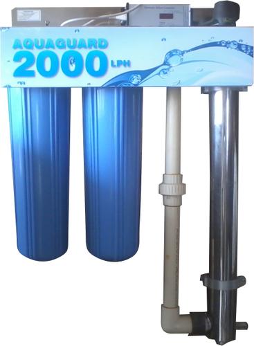 AQUAGUARD 2000 LPH UV