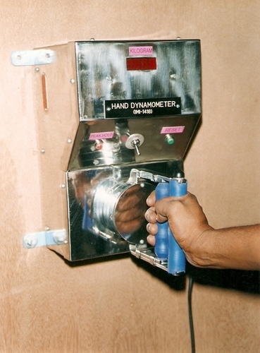 Hand-Grip Dynamometer (dIGITAL, Wall Mounting)