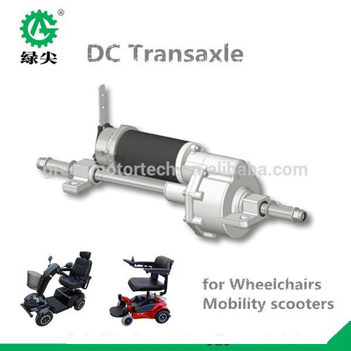 Transaxle With 24v 1400W Dc Motor