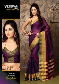 Stylish Cotton Sarees