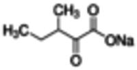 (±)-3-Methyl-2-oxovaleric acid sodium salt