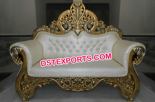 Exclusive Wedding Wooden Couches