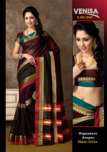 Indian Cotton Sarees