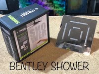 Bentley 6x6 Shower