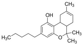 (−)-Δ8-THC solution