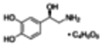 (±)-Norepinephrine (+)-bitartrate salt
