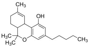 (−)-Δ9-THC solution