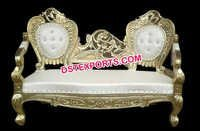 Princess Royal Wedding Sofa