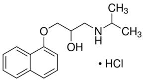 (±)-Propranolol hydrochloride