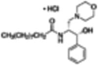(±)-threo-1-Phenyl-2-decanoylamino-3-morpholino-1-propanol hydrochloride