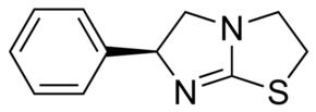 (−)-Levamisole hydrochloride solution