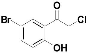 1-(5-Bromo-2-hydroxyphenyl) 2-chloroethanone