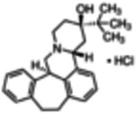 (−)-Butaclamol hydrochloride