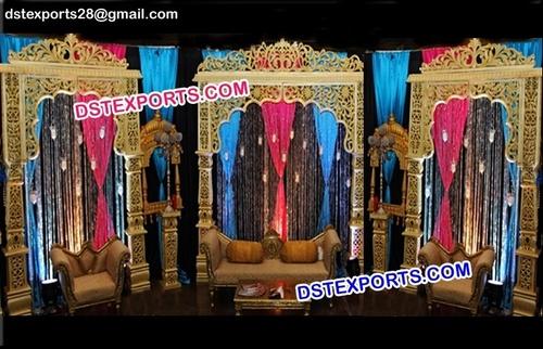 Jodha Akbar Wedding Stage