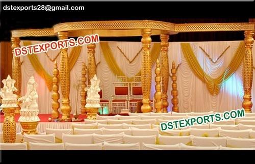 Rajwada Fiber Wedding Mandap