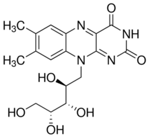 (−)-Riboflavin (Vitamin B2) solution