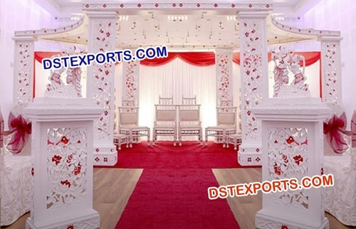 Indian Wedding Mandap New Design