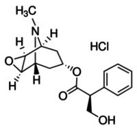 (−)-Scopolamine hydrochloride