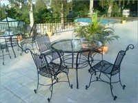 Steel Garden Furniture