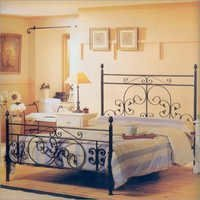 King Size Wrought Iron Beds