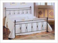 Wrought Iron Single Beds