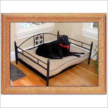 Wrought Iron Dog Beds