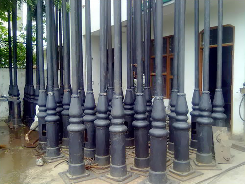 Ornamental Cast Iron Poles