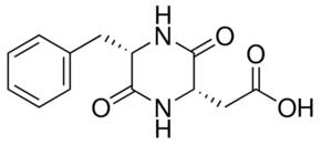 (2S-cis)-(−)-5-Benzyl-3,6-dioxo-2-piperazineacetic acid