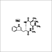 (R)-N4-Hydroxy-N1-[(S)-2-(1H-indol-3-yl)-1-methylcarbamoyl-ethyl]-2-isobutyl-succinamide