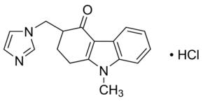 (3RS)-3-(1H-Imidazol-1-ylmethyl)-9-methyl-1,2,3,9-tetrahydro-4H-carbazol-4-one monohydrochloride