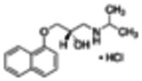 (S)-(−)-Propranolol hydrochloride