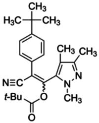 (EZ)-Cyenopyrafen