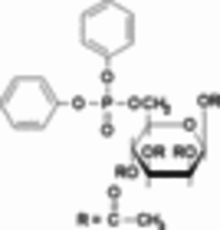 1,2,3,4-Tetra-O-acetyl-6-diphenylphosphoryl-β-D-mannopyranose